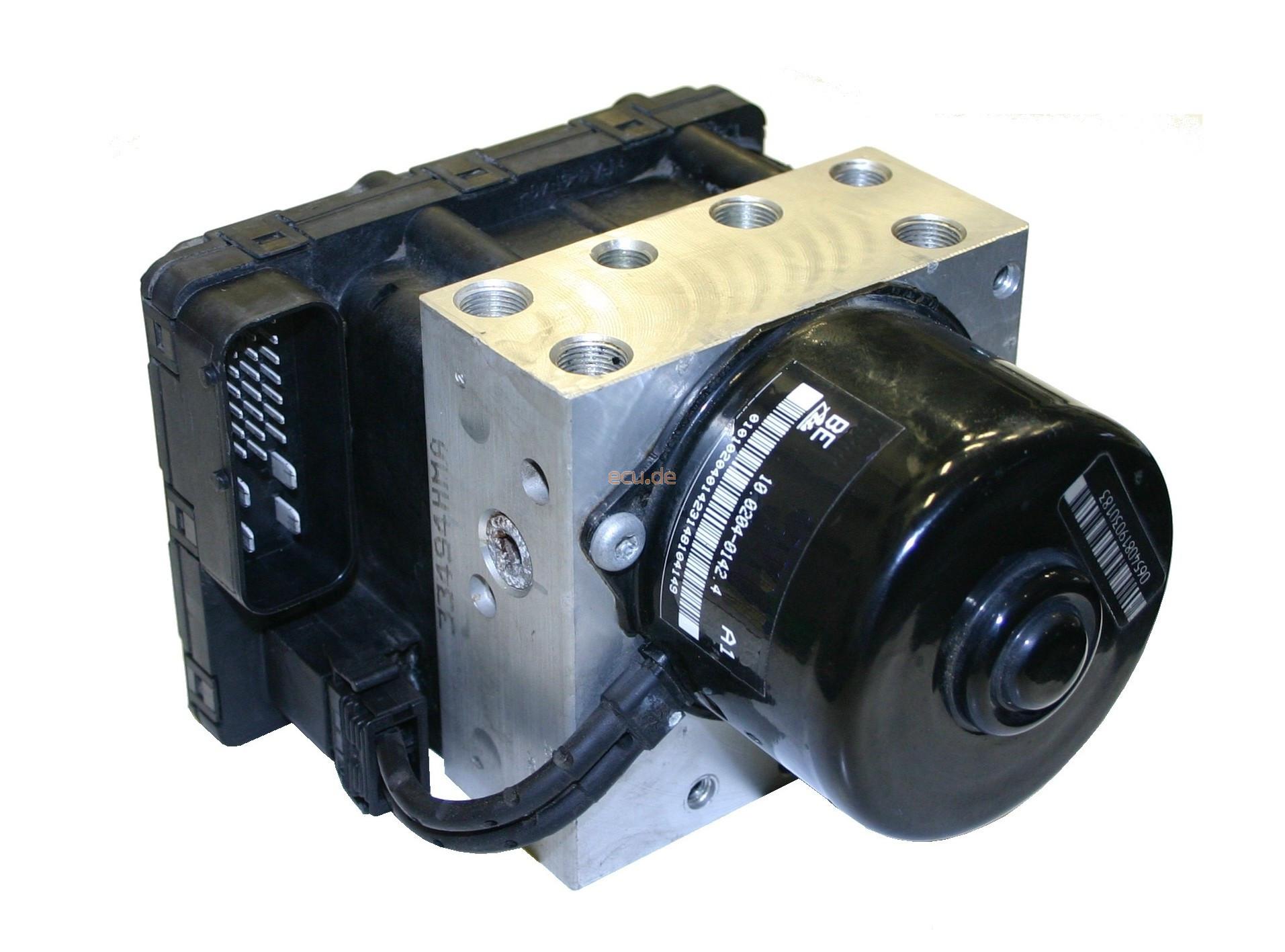 ABS-ESC Control Unit repair