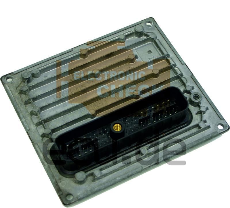 EAC-Fail at SIM22 engine control units (2S6A-12A650-SE)