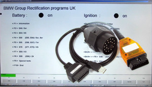 BMW equipo diagnostico Edibas IMPA