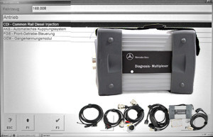 Mercedes equipo diagnostico Star Diagnose
