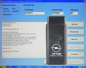 equipo diagnostico OPcom