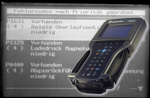 equipo diagnostico Tech2